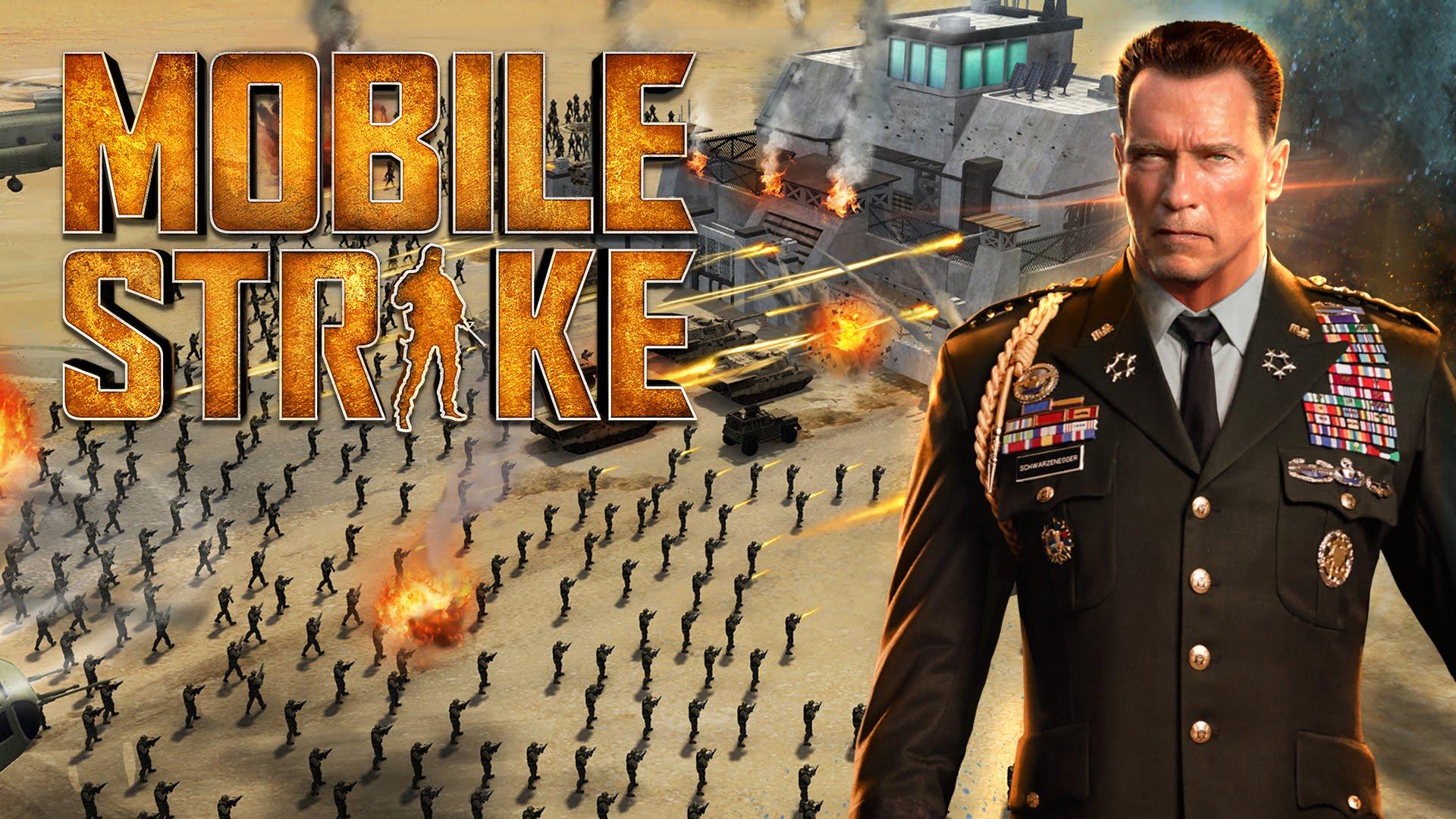 Mobil Strike