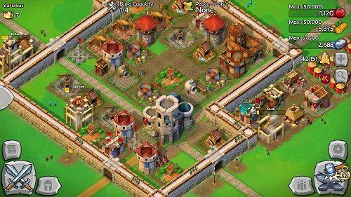 aoe castle seige