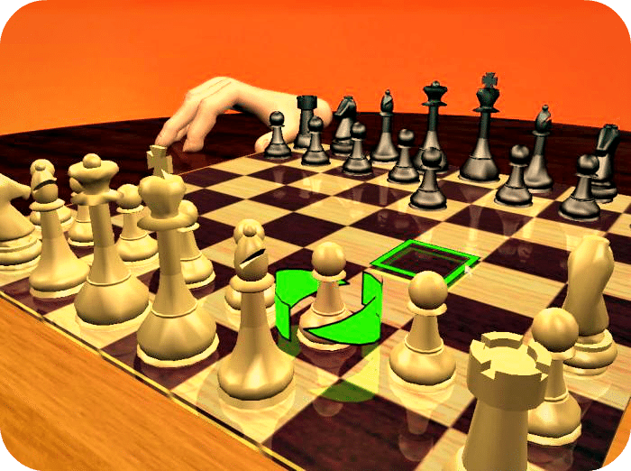 3D Chess Game 2