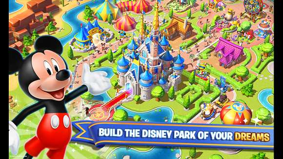 Disney magic Kingdoms 1