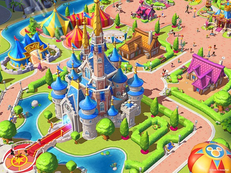 Disney magic Kingdoms 2