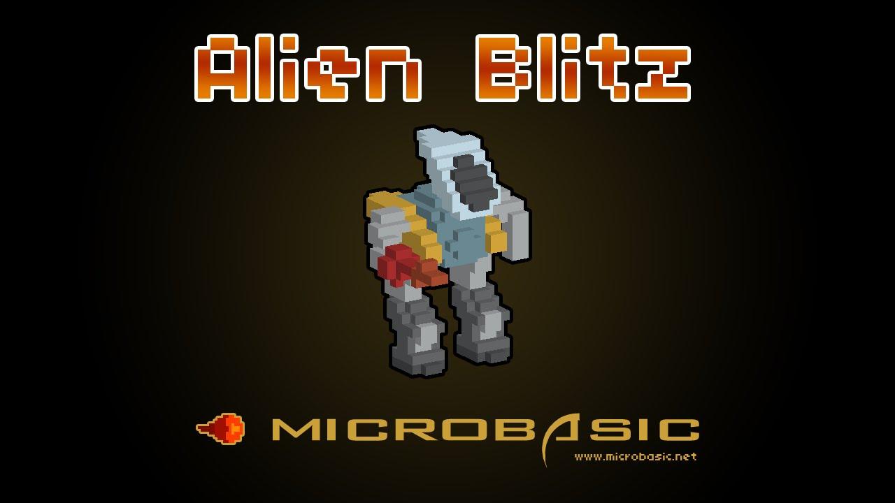 Alien Blitz 1