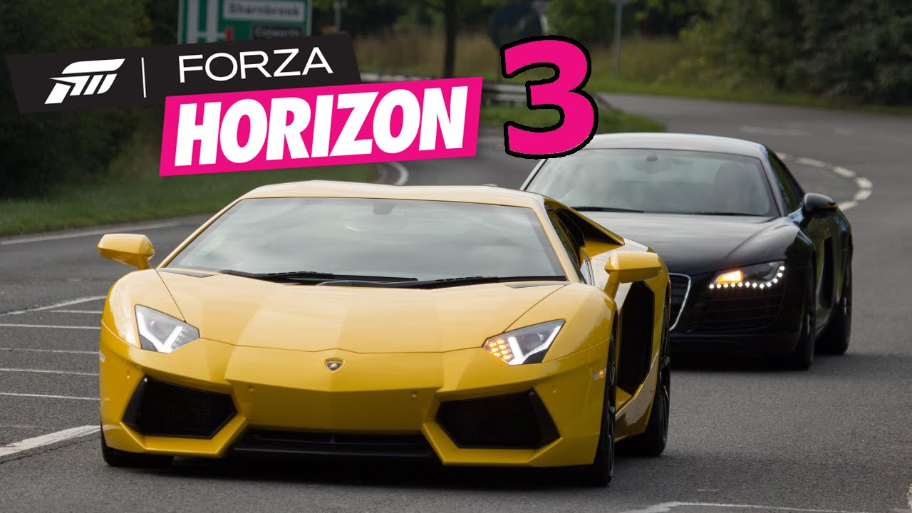 Forza Horizon 3 for Windows 10