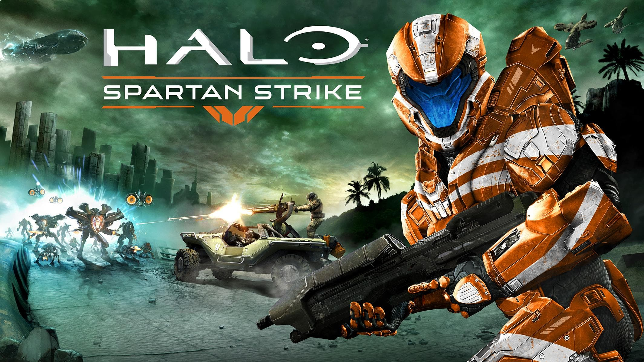 Halo Spartan Strike for Windows 10