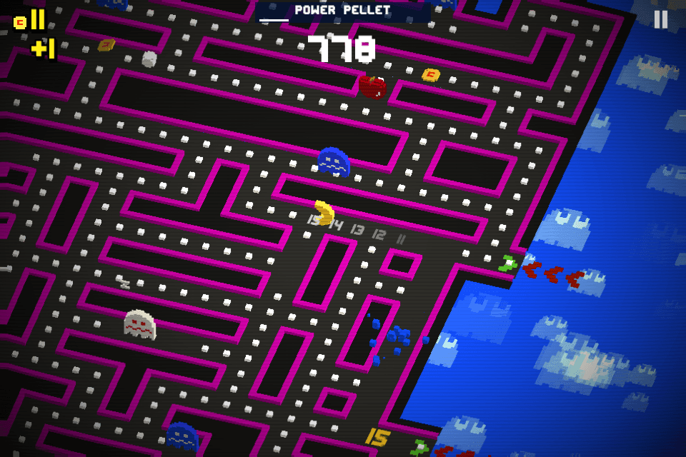 12. Pac-Man 256 for Windows 10 2