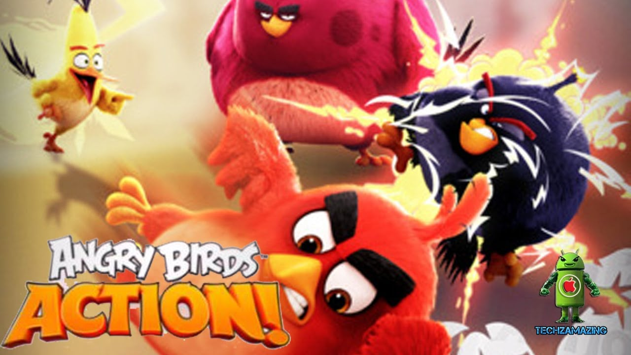 14. Angry Birds Action for Windows 10 1