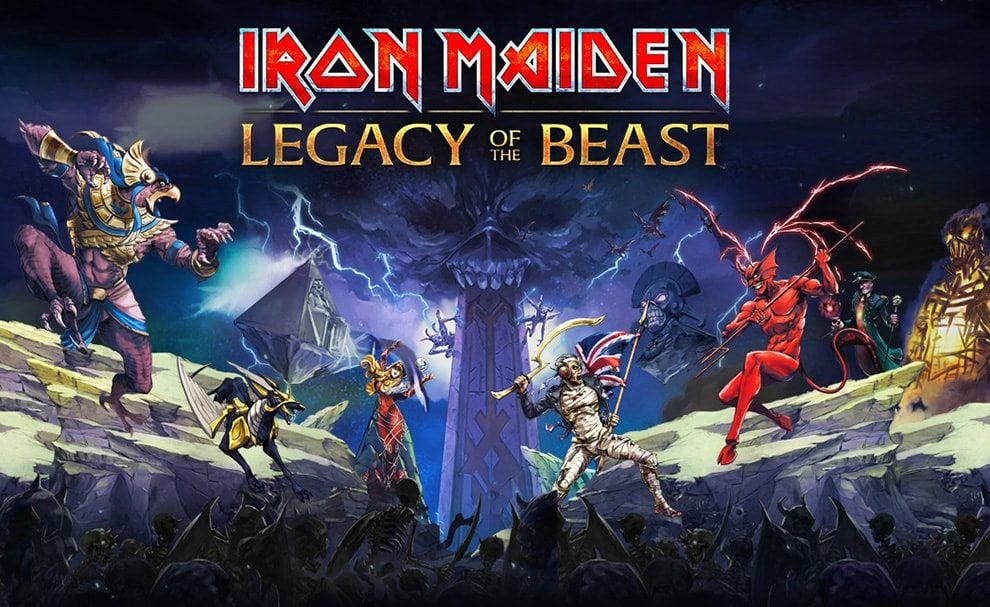 20. Iron Maiden Legacy of the Beast for Windows 10 PC 1