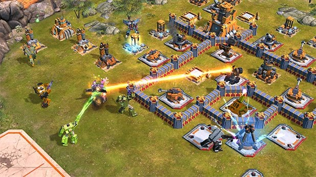 25. Transformers Earth Wars for Windows 10 PC 2