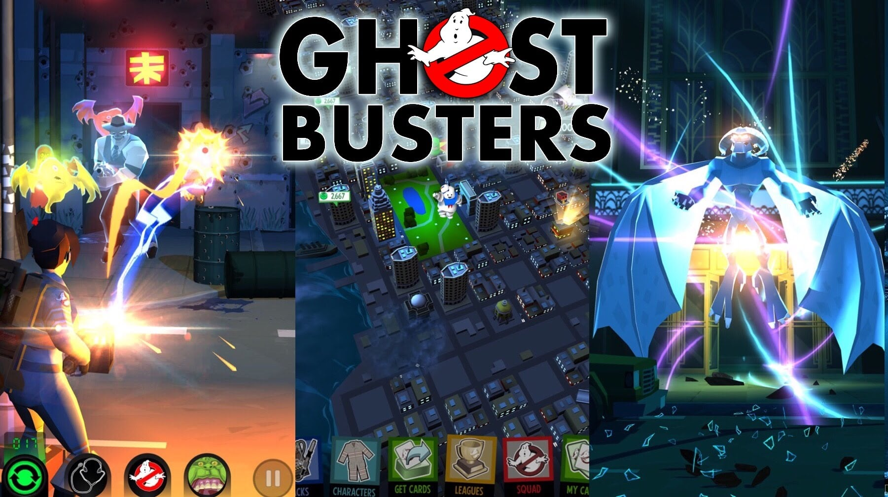 Ghostbusters: Slime City for Windows 10 PC