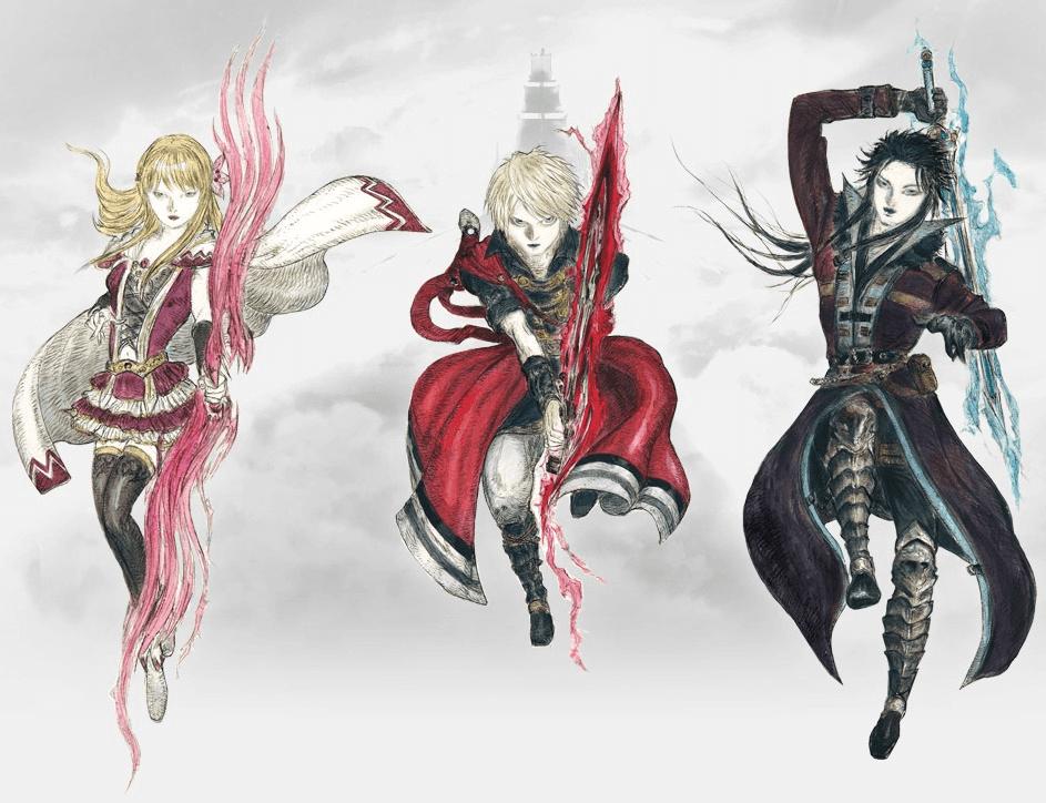 29. Final Fantasy Brave Exvius 2