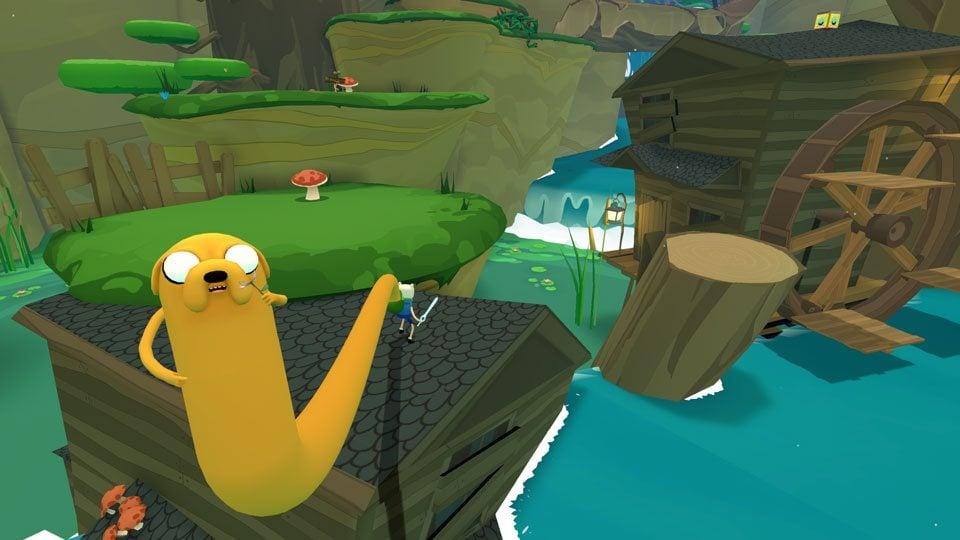 35. Adventure Time Magic Man's Head Games for Windows 10 PC 2