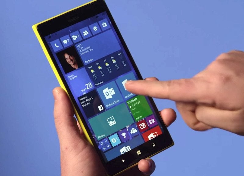 Windows 10 Update For Mobile