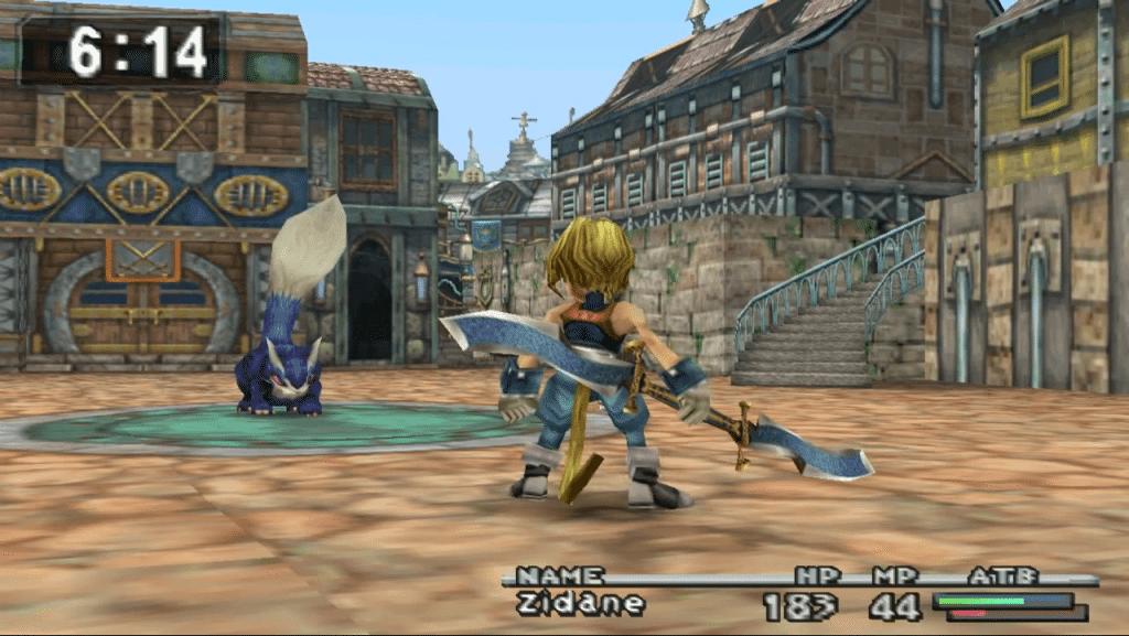 45. Final Fantasy IX 2