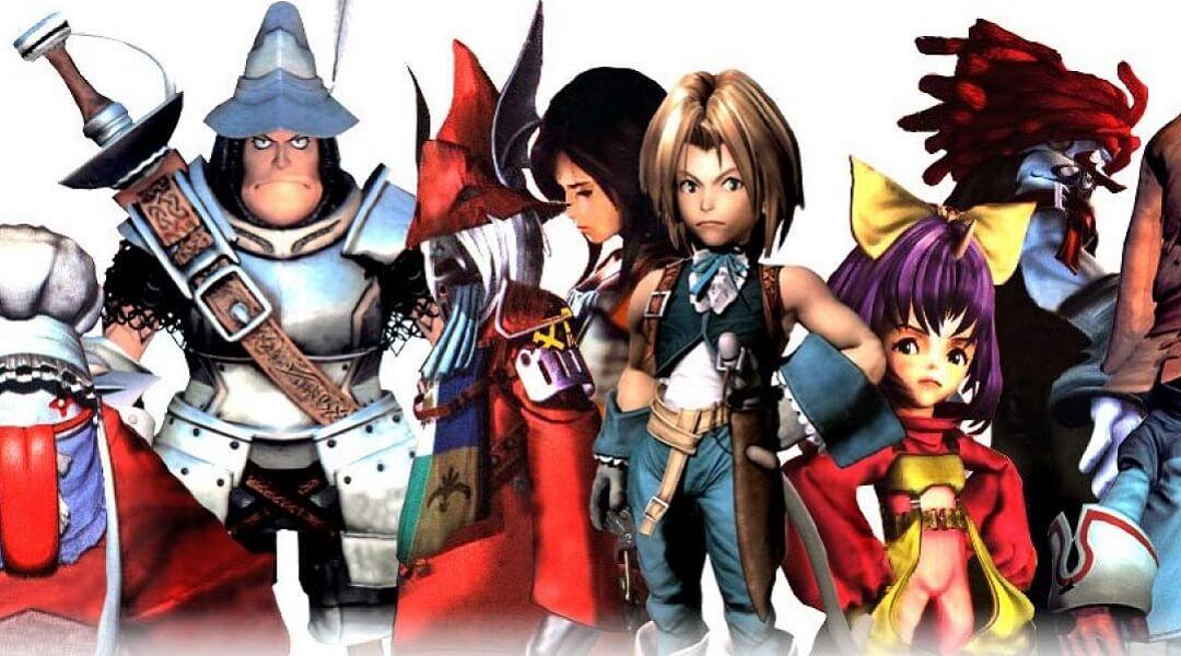 45. Final Fantasy IX 3